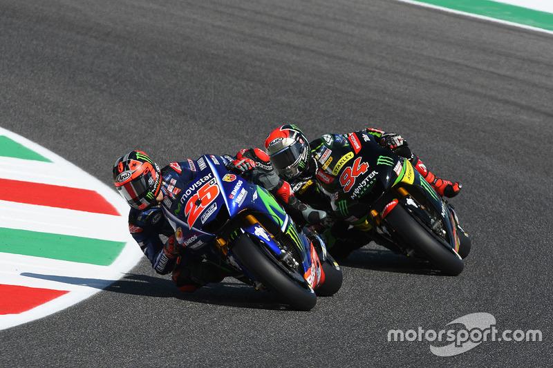 Маверік Віньялес, Yamaha Factory Racing, Йонас Фольгер, Monster Yamaha Tech 3