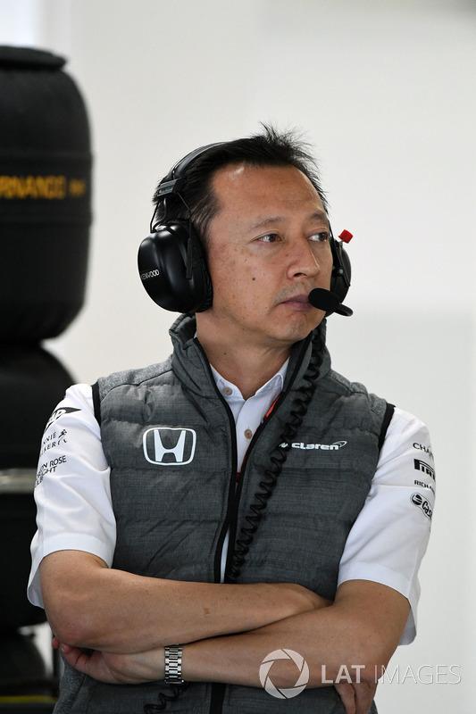 Yusuke Hasegawa, jefe de Honda Motorsport