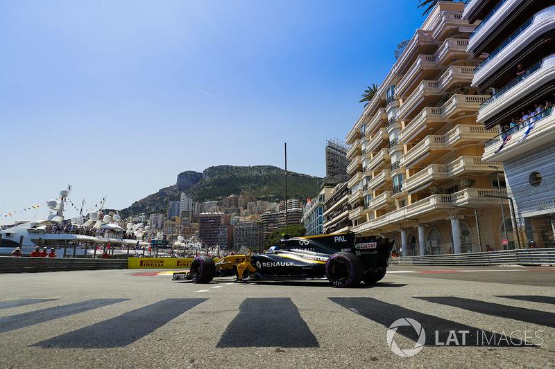 11e : Jolyon Palmer (Renault)