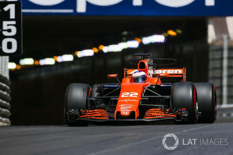 Гран При Монако: уехавший на Indy 500 Алонсо напутствовал Баттона, заменившего его в Монте-Карло