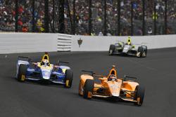 Фернандо Алонсо, Andretti Autosport Honda, Александер Россі, Herta - Andretti Autosport Honda