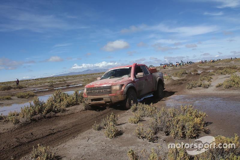 #362 Ford: Gianni Luca Tassi, Massimiliano Catarsi