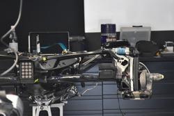 Boîte de vitesses de la Mercedes-Benz F1 W08