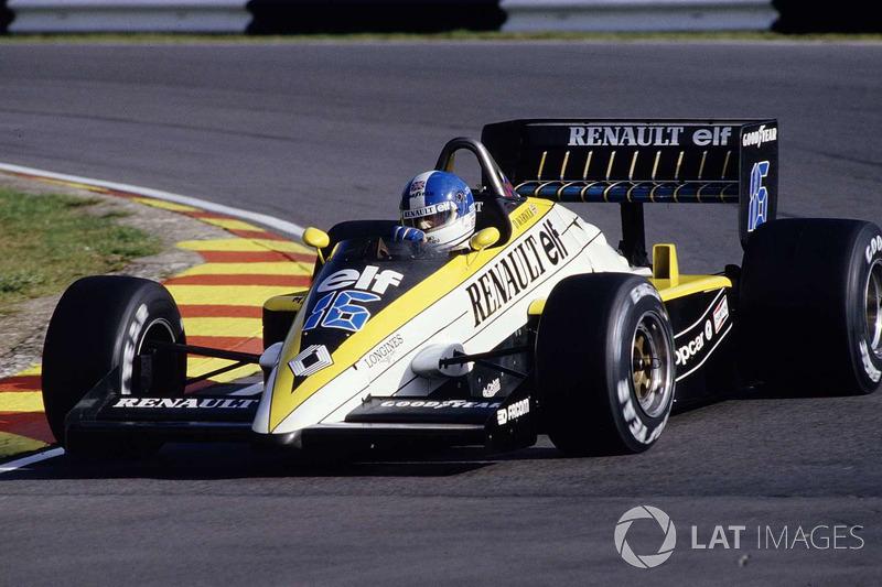 4. Derek Warwick (146 GPs)