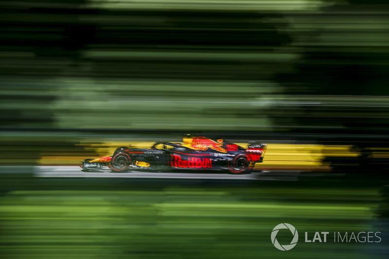 3. Max Verstappen, Red Bull Racing RB14