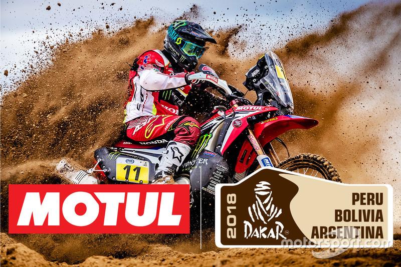 Dakar 2018 Motul