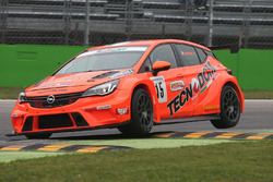 Kevin Giacon, Opel Astra-TCR