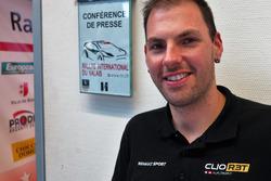 Ismaël Vuistiner può ancora rivendicare il titolo nel Trofeo Clio R3T Alps