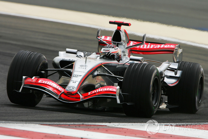 2006. Кімі Райкконен, McLaren MP4-21