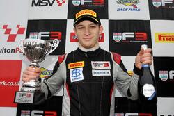 2. Tristan Charpentier, Fortec Motorsports