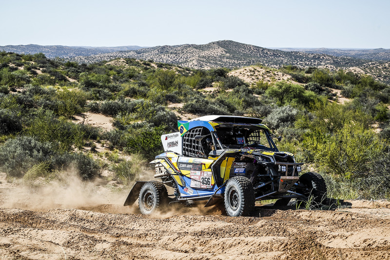 #356 Can-Am SxS: Reinaldo Varela, Gustavo Gugelmin  Ten things to watch for in the 2019 Dakar Rally dakar dakar 2018 356 can am sxs reinaldo varela gustavo gugelmin