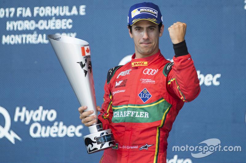 Formel E: Lucas di Grassi (Brasilien)