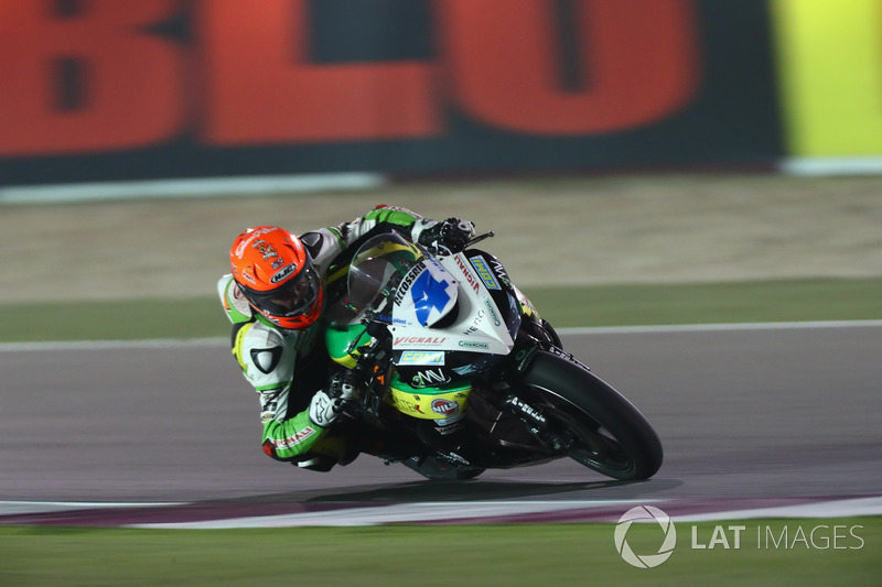 Gino Rea, Kawasaki Racing
