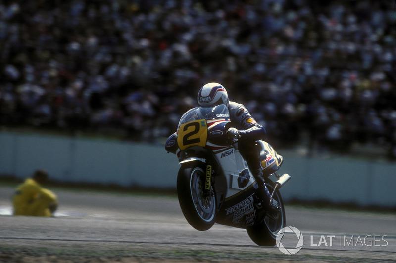 1987 - Wayne Gardner, Honda