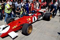 Jacky Ickx, Ferrari 312 B
