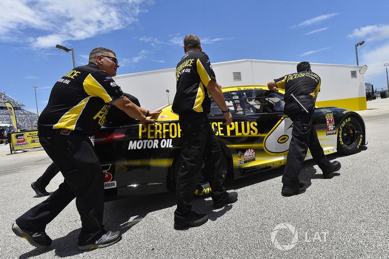 Trevor Bayne, Roush Fenway Racing, Ford Fusion Performance Plus