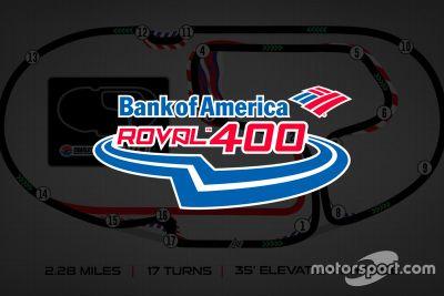 NASCAR-Test in Charlotte