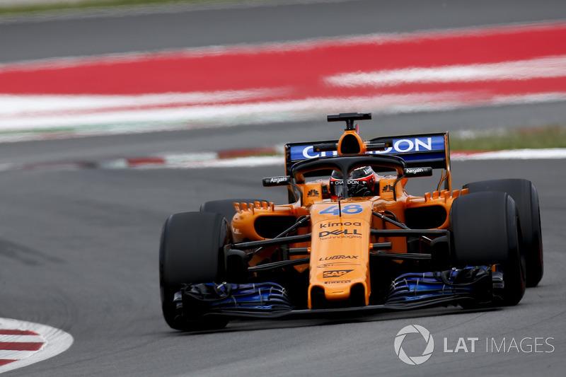 Oliver Turvey, pilote de développement McLaren