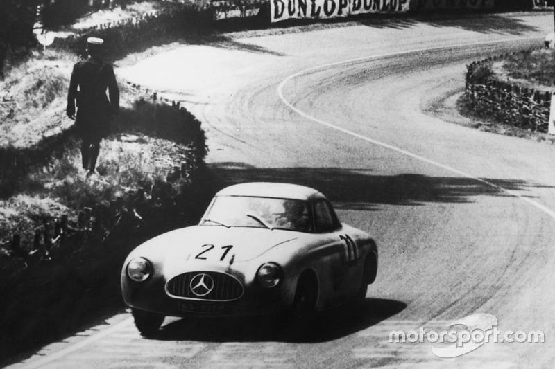 1952 Mercedes 300 SL