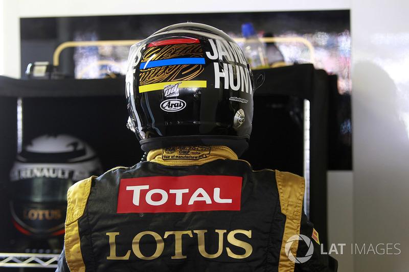 Kimi Räikkönen (James Hunt)
