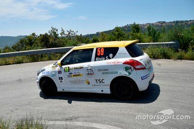 Suzuki Rally Trophy: Rally Elba