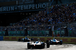 Antonio Felix da Costa, Andretti Formula E Team, Stéphane Sarrazin, Andretti Formula E Team, Andre Lotterer, Techeetah