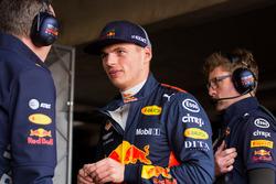 Max Verstappen lors des Jumbo Racing Days