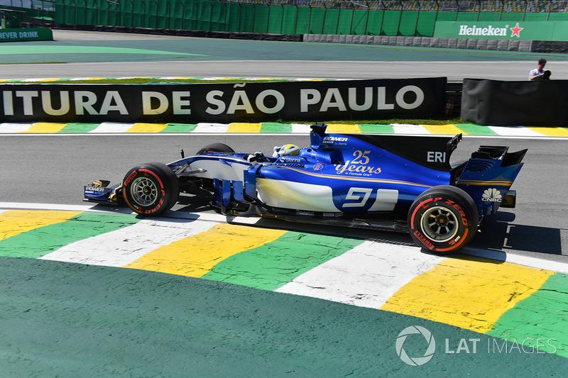 16. Marcus Ericsson, Sauber C36