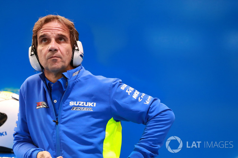 Davide Brivio, Team Manager Suzuki MotoGP
