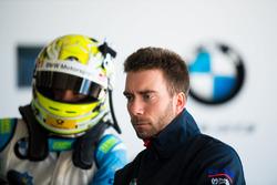 #100 BMW Team SRM BMW M6 GT3: Philipp Eng
