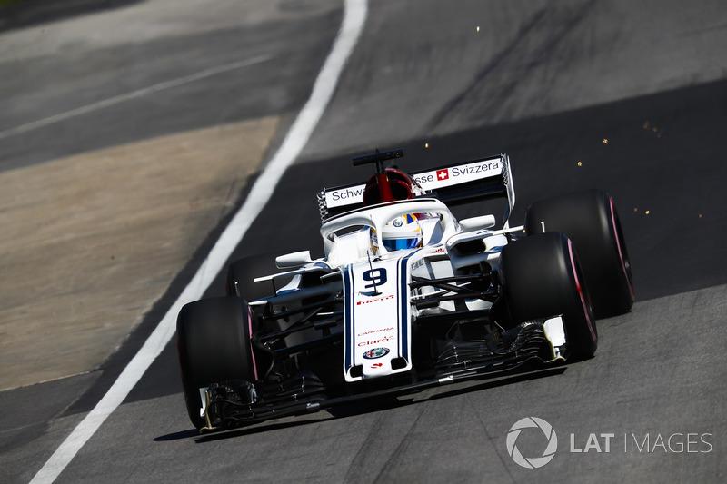 17. Маркус Ерікссон, Sauber — 2