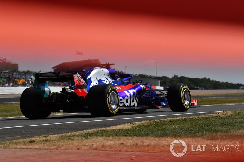 19. Брендон Хартлі, Toro Rosso — 1