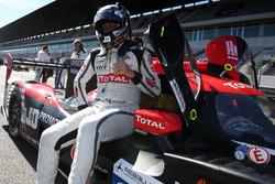 #23 Panis Barthez Competition, Ligier JSP217 - Gibson: Фаб'єн Бартез