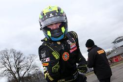 Winnaar Linus Lundqvist, Double R
