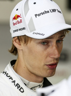 #2 Porsche Team, Porsche 919 Hybrid: Brendon Hartley