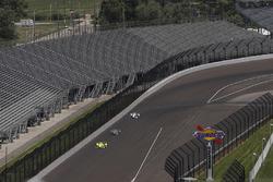 Simon Pagenaud, Team Penske Chevrolet Will Power, Team Penske Chevrolet Helio Castroneves, Team Penske Chevrolet