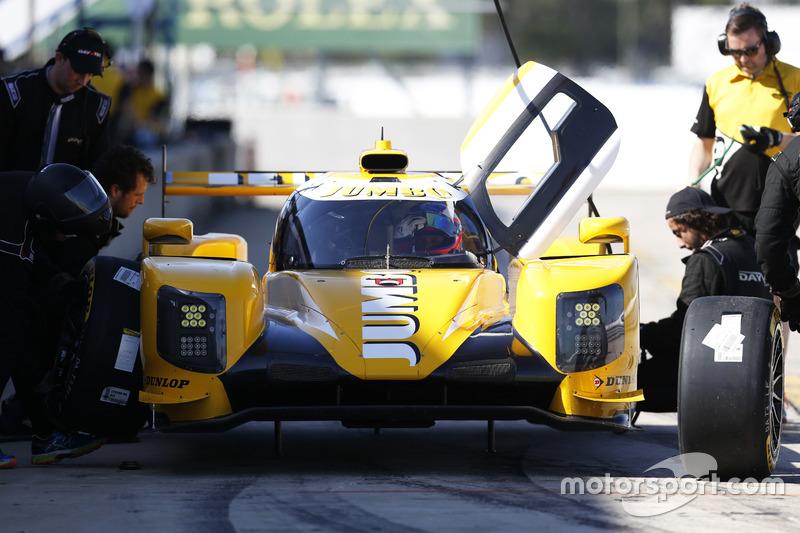 Racing Team Nederland Dallara LMP2