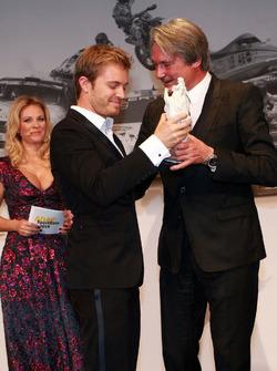 Nico Rosberg, Hermann Tomczyk
