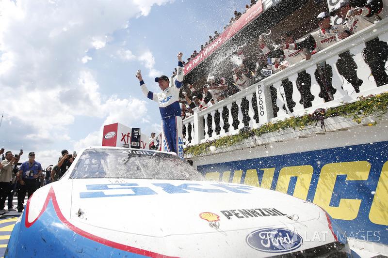 1. Brad Keselowski, Team Penske Ford