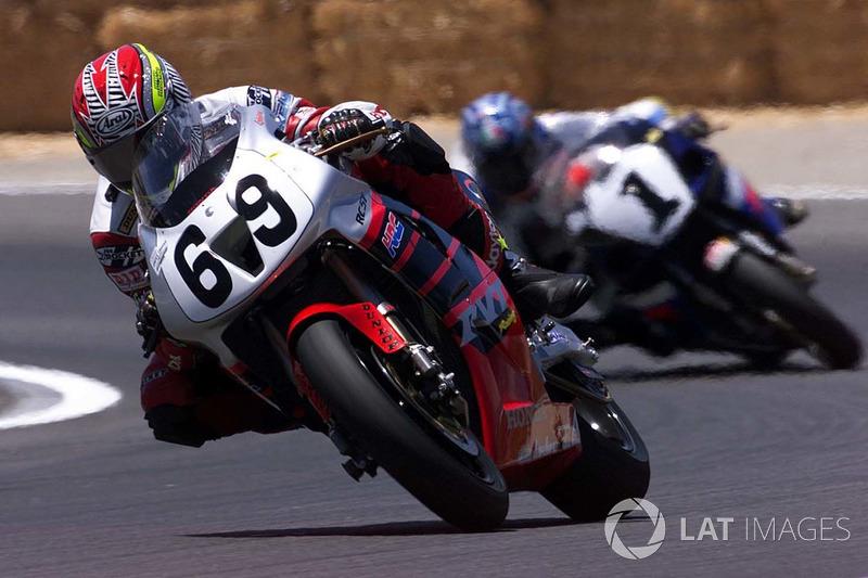 2002: Чемпион AMA Superbikes