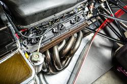 V12-Motor im Ferrari 640 von Gerhard Berger aus der Formel-1-Saison 1989
