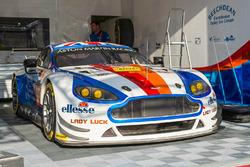 #99 Beechdean AMR, Aston Martin Vantage GTE: Andrew Howard, Ross Gunn, Oliver Bryant