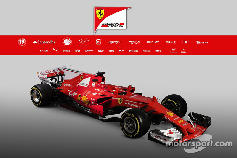 Formula 1 Fotogallery: Ferrari SF70H