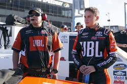 Christopher Bell, Kyle Busch Motorsports, Toyota; Ryan Fugle, Kyle Busch Motorsports