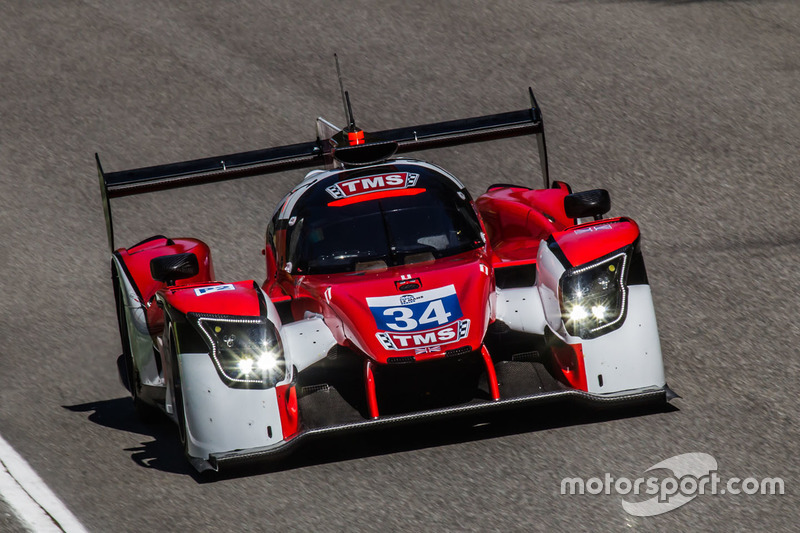 #34 Tockwith Motorsports, Ligier JSP217 - Gibson: Nigel Moore, Philip Hanson