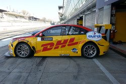 Chevrolet di Tom Coronel ROAL Motorsport