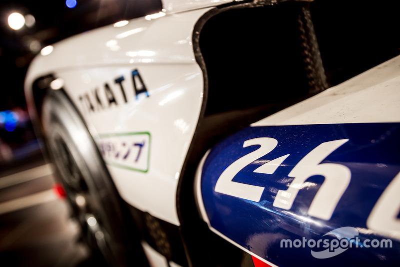 Logo de las 24 Horas de Le Mans