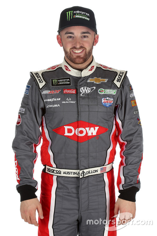 Austin Dillon, Richard Childress Racing