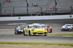 #4 TA Porsche 911 GT3 Cup, Tim Kezman, Fall Line Motorsports
