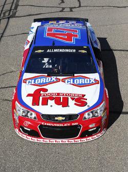 A.J. Allmendinger, JTG Daugherty Racing Chevrolet
